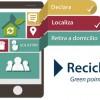 """Chilenos crean aplicación conocida como el """"Uber del reciclaje"""""""