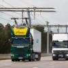 Instalan autopistas eléctricas en Alemania