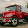 Llegan a Chile camiones a gas que reducirían en un 70% su emisión en material particulado, los primeros en Latinoamérica