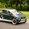 Así es Lina, un auto sustentable creado con plantas