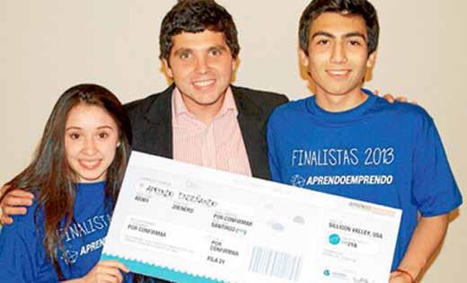 jovenes innovadores a silicons valley