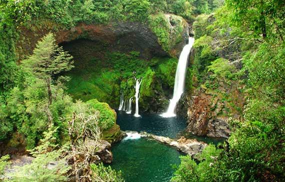 Chile Desarrollo Sustentable » Reserva chilena Huilo Huilo