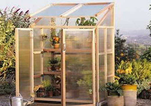 Chile desarrollo sustentable invernaderos 1016 for Invernadero en casa