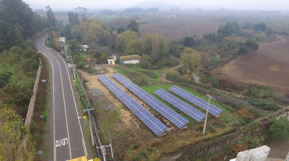 Chile Desarrollo Sustentable 187 Ciudad Luz Proyectos De