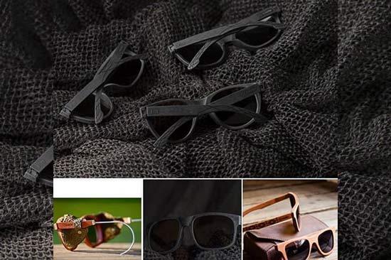 6822560737 Chile Desarrollo Sustentable » Emprendimiento Ecológico: Anteojos de sol a  partir de redes de plástico para pescar